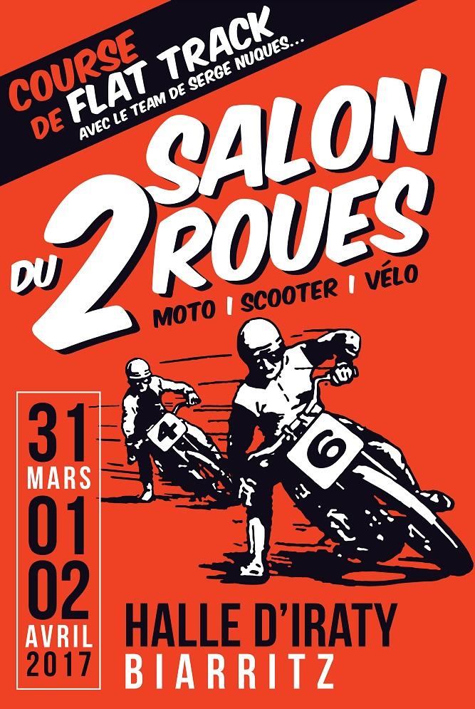 Salon du 2 roues 2017 : Biarritz et Bordeaux