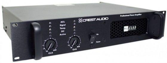 ampli crest audio 4500W location pays basque landes