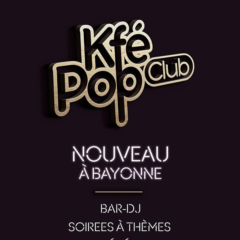 Le KFE POP CLUB invite Dj BOBKAT
